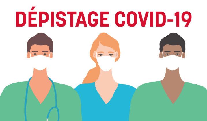 Journée de dépistage Covid-19