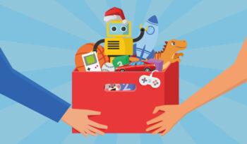 Grande collecte solidaire de jouets