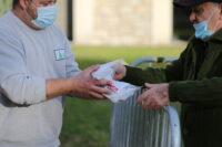 Distribution de produits rodenticides