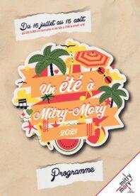 Un été à Mitry-Mory : le programme