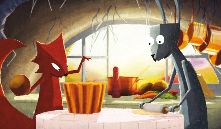 Festival ciné junior : Le Parfum de la carotte