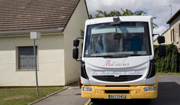 Le médiabus reprend ses tournées
