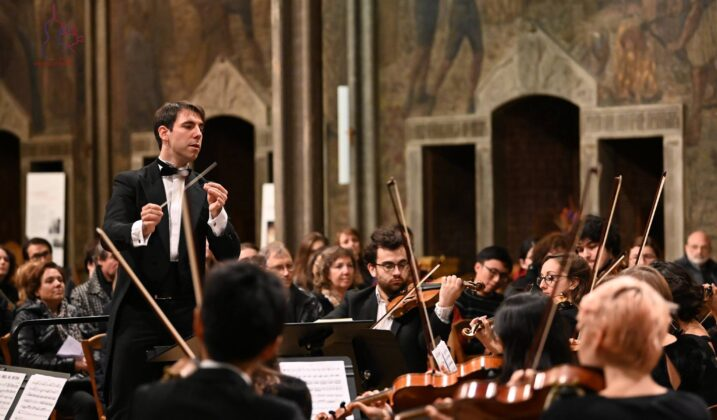 Concert de l'orchestre symphonique Ecorce