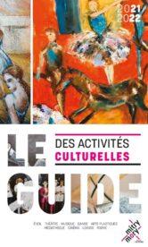 Guide des activités culturelles 2021/2022