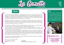 La Gazette de Mitry-Mory – N°1