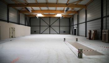 Gymnastique : la nouvelle salle en passe d'être livrée