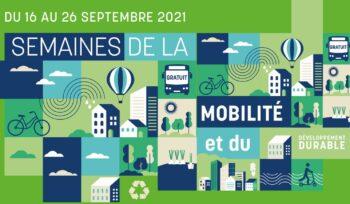 Semaines de la mobilité et du développement durable