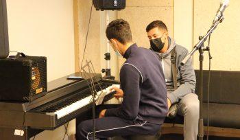 Espace musique : un lieu de vie  et de passion