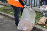 Nettoyage de quartier